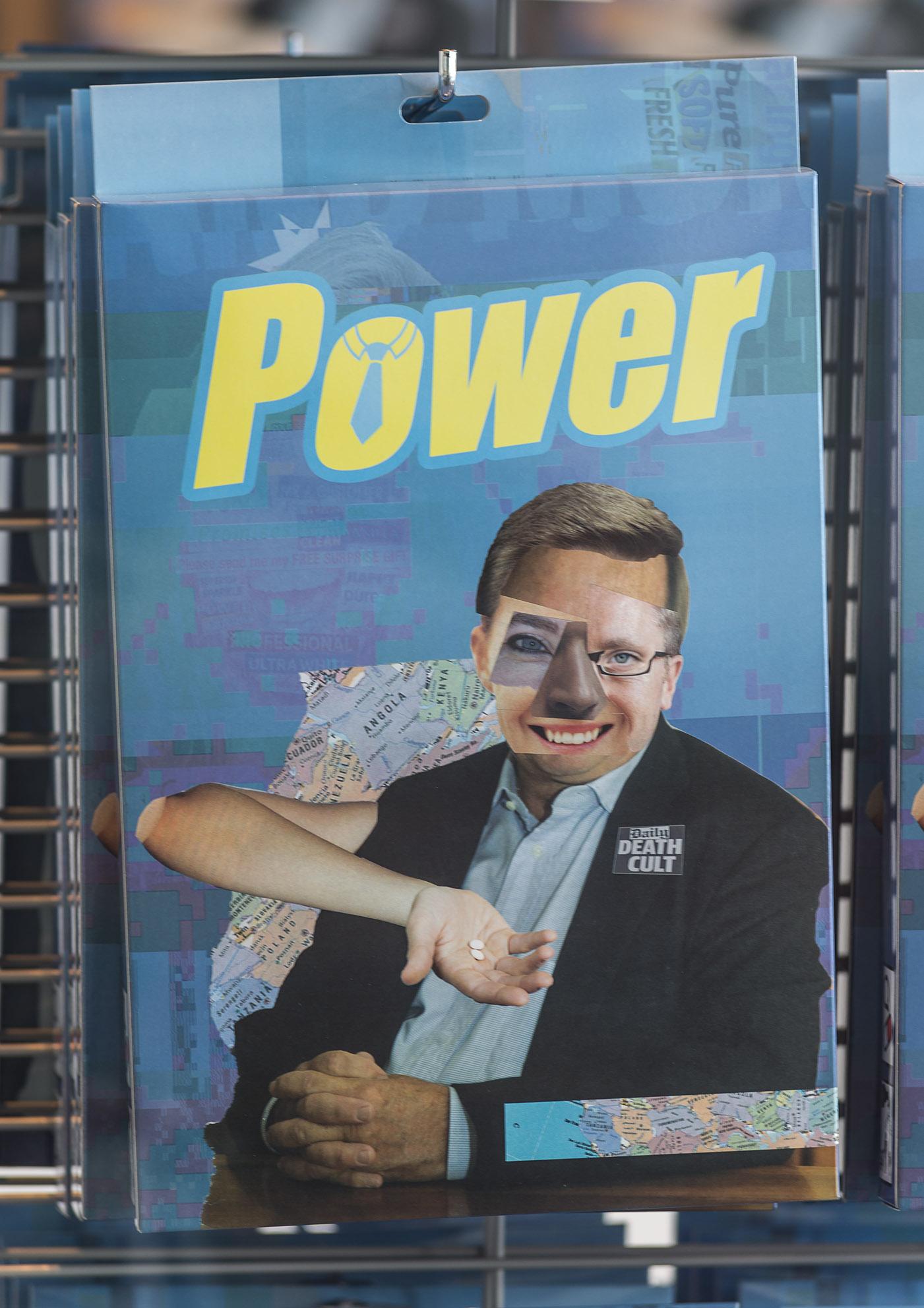 Bernie Slater POWER Gallery 4 CMAG